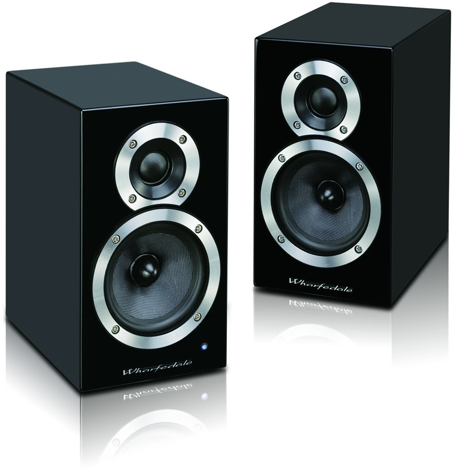 WHARFEDALE DS1 black 1 pair